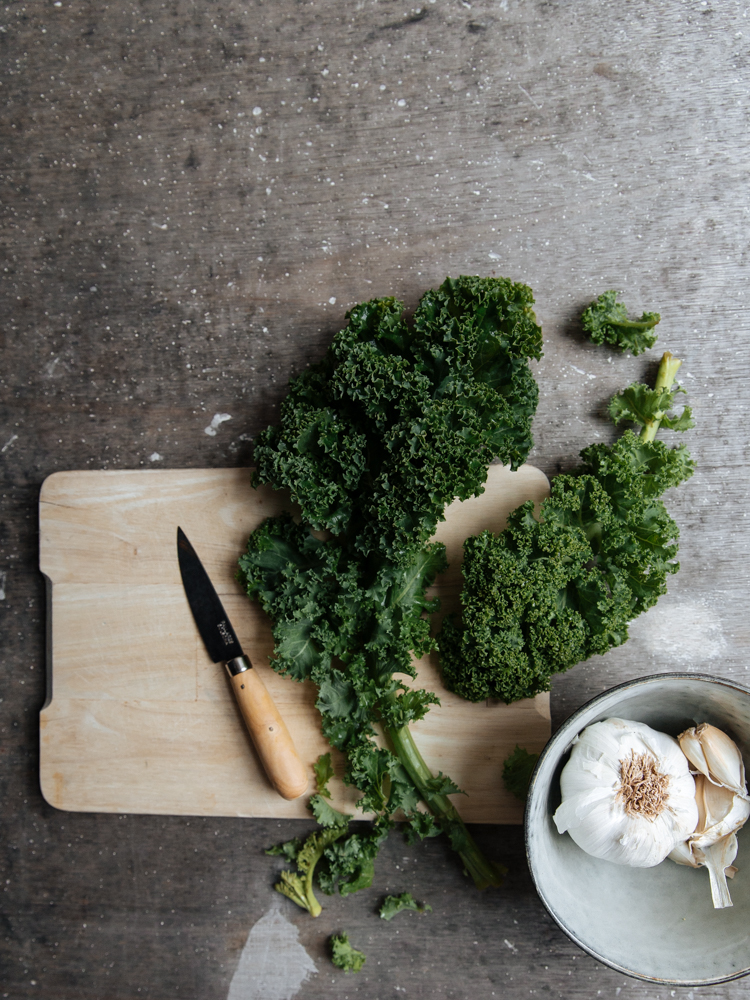 Sausage & Kale Orecchiette