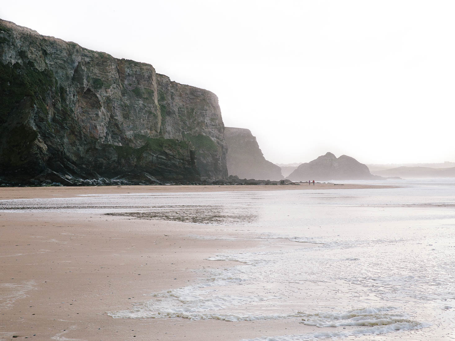 A Weekend at Watergate Bay