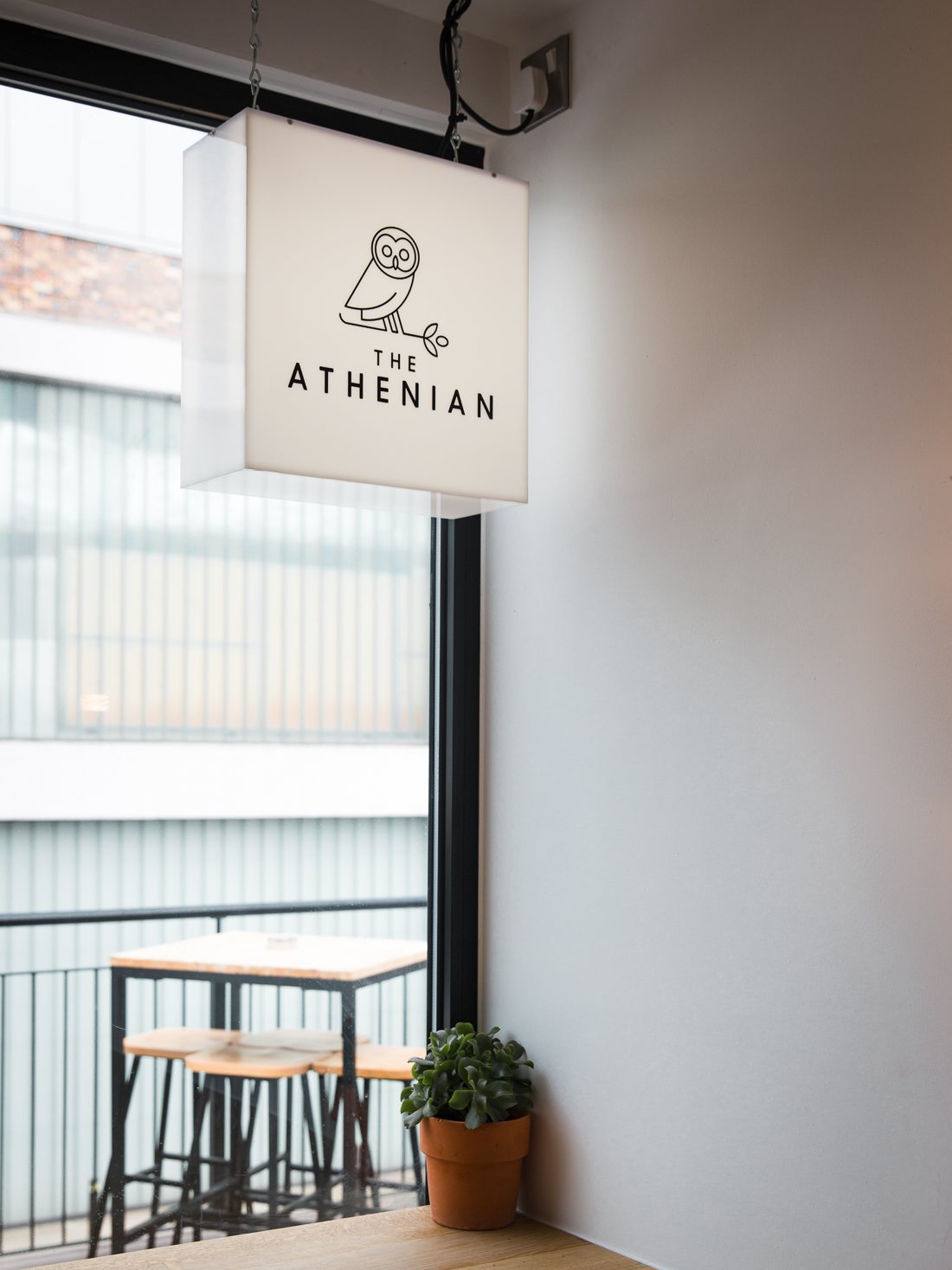 The Athenian, Bristol