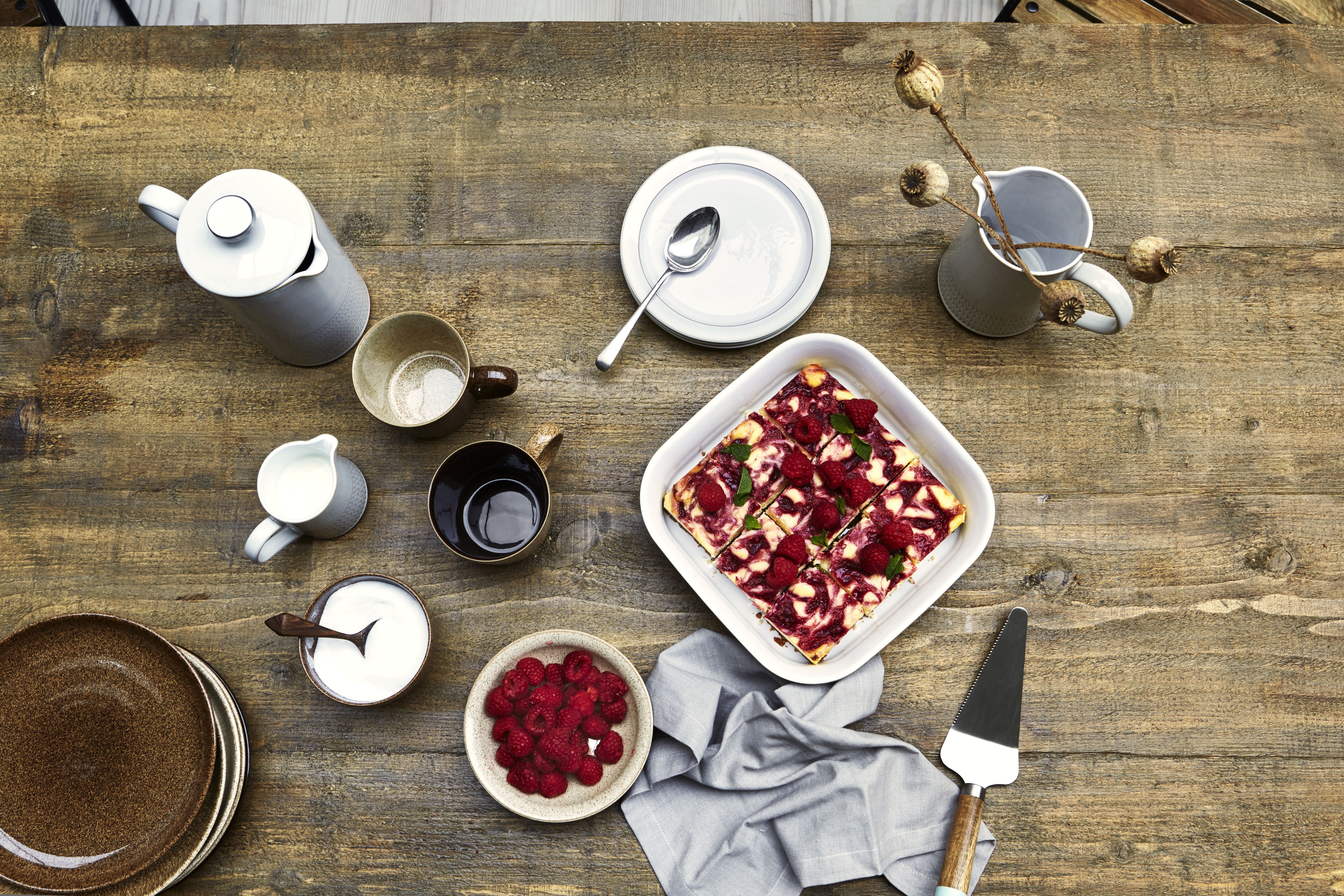 Modern Rustic with Denby