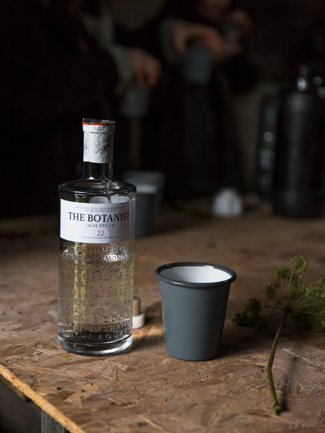 The Botanist Gin, Islay