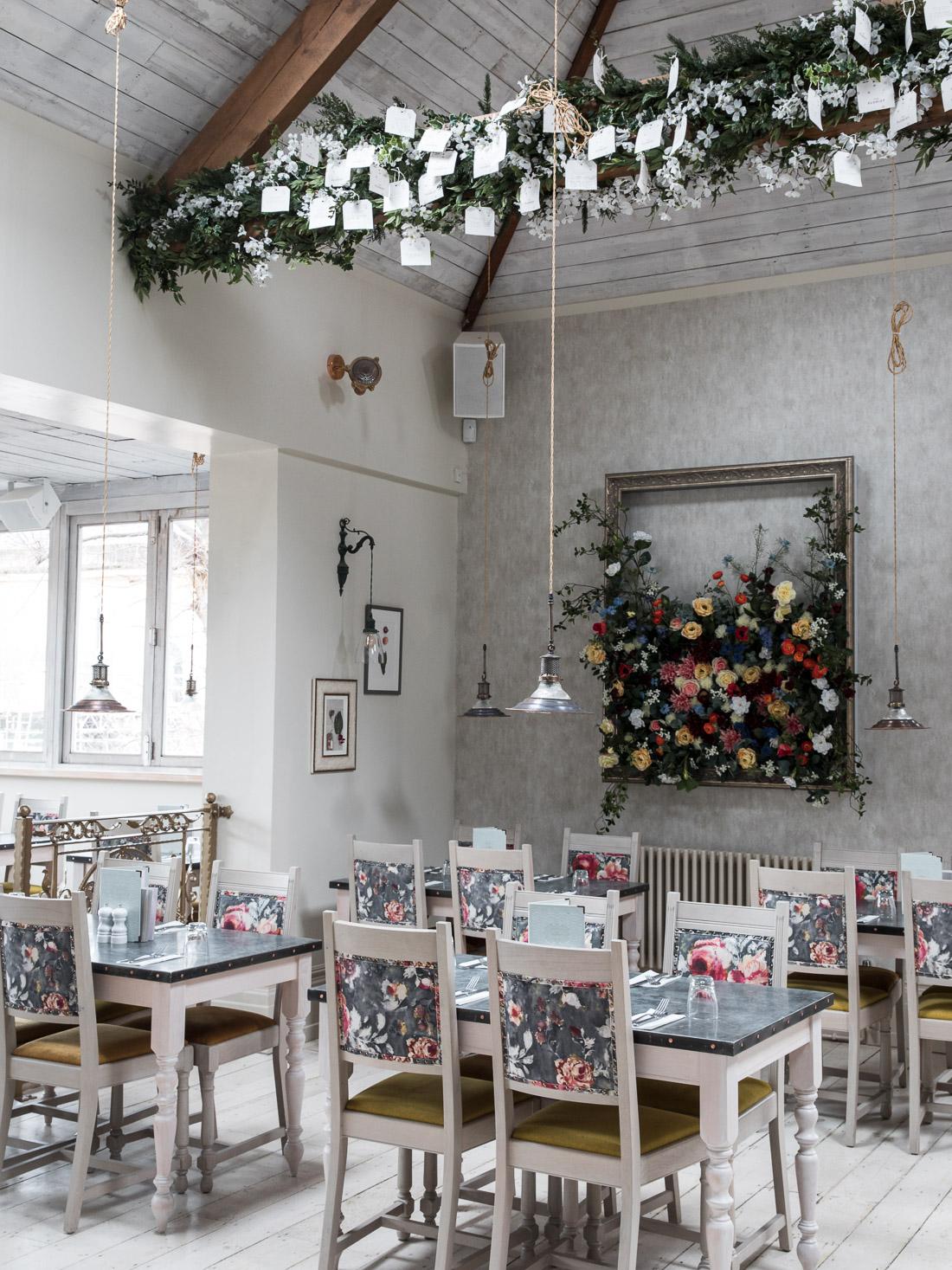 The Florist, Bristol, Orangery