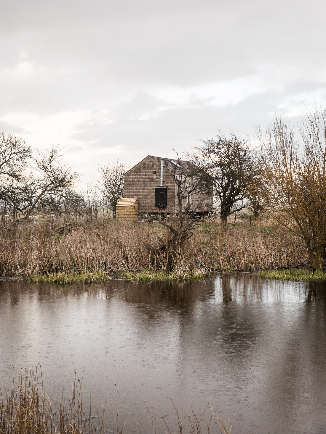Slowing Living at Elmley Nature Reserve with WKND:IN