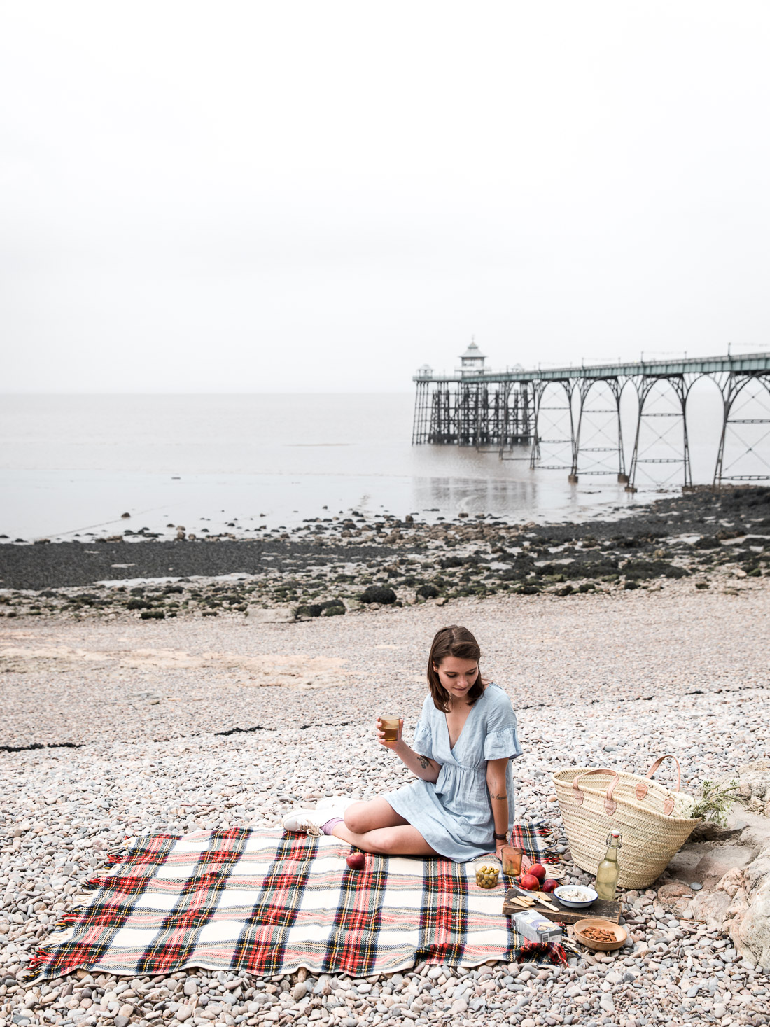 Mackerel Pate | Ardens Crackers Clevedon Pier British Beach Seaside Picnic