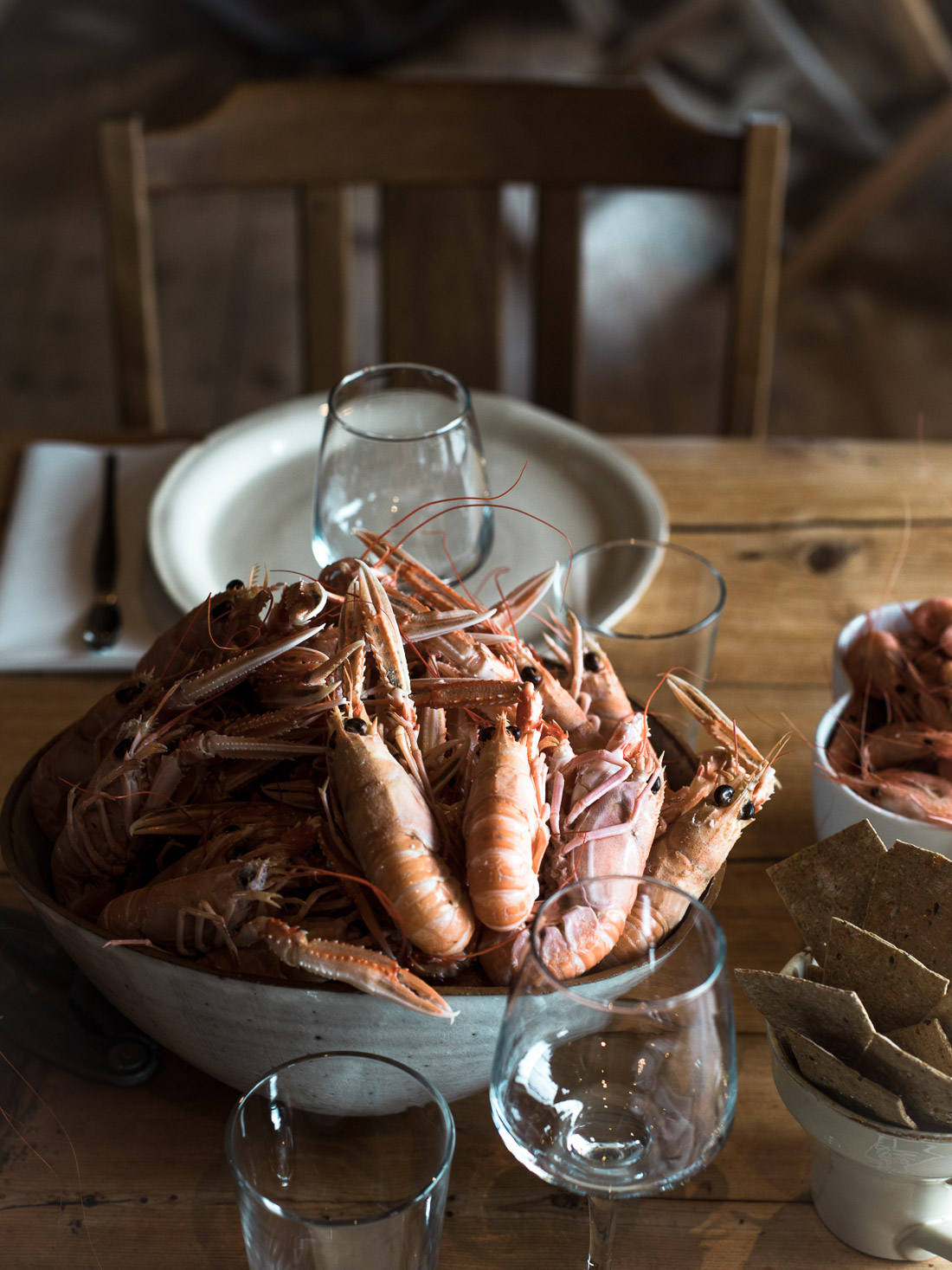 West Sweden: Food Stories | Everts Sjöbod, Grebbestad