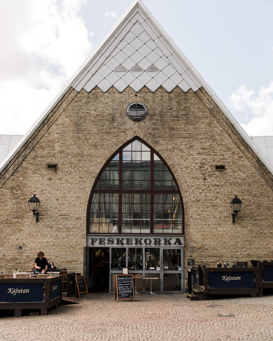 West Sweden: Food Stories. Feskekôrka Fish Church | Restaurant Gabriel | Gothenburg