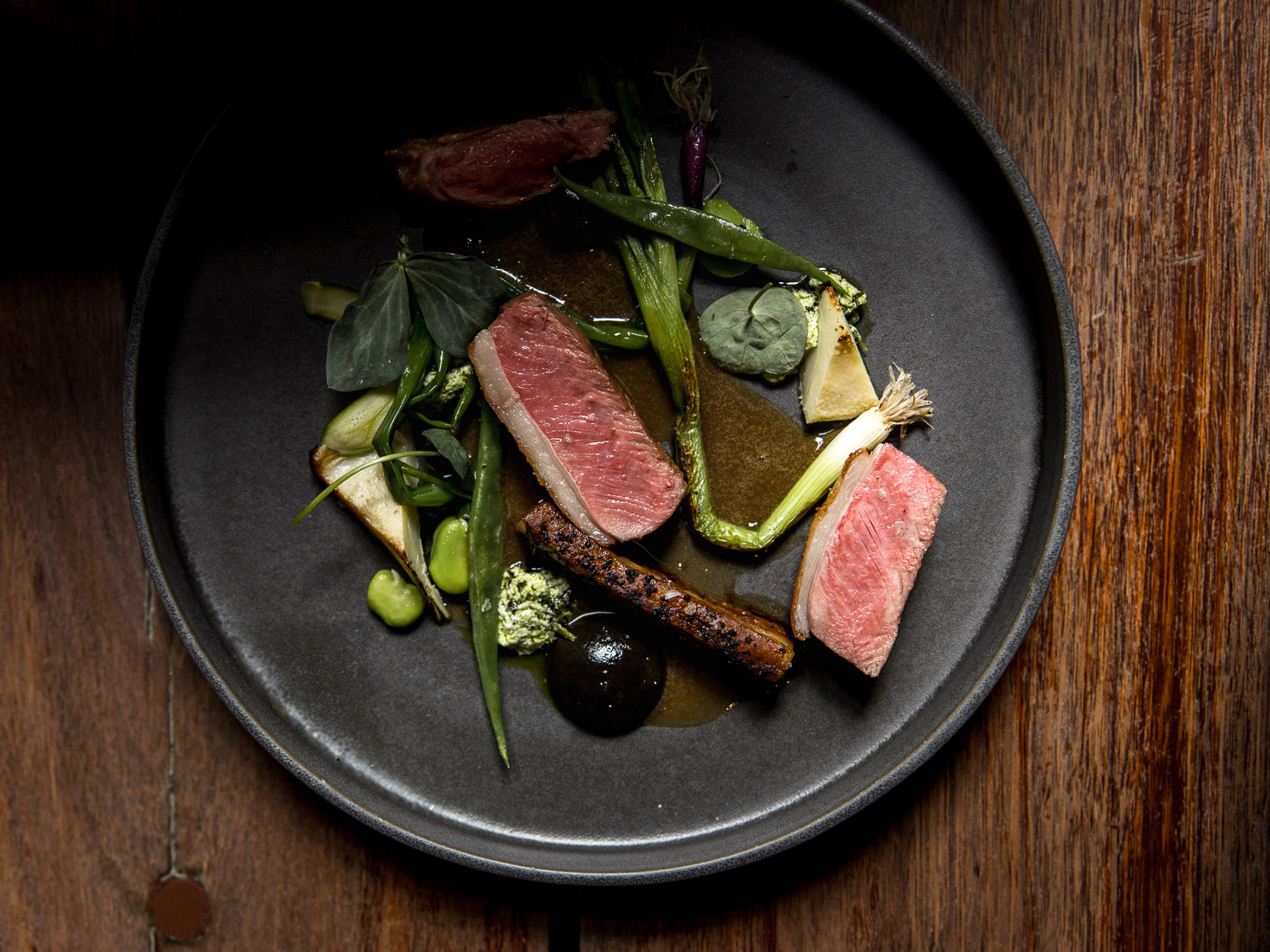 Edinburgh Food Favourites Timberyard