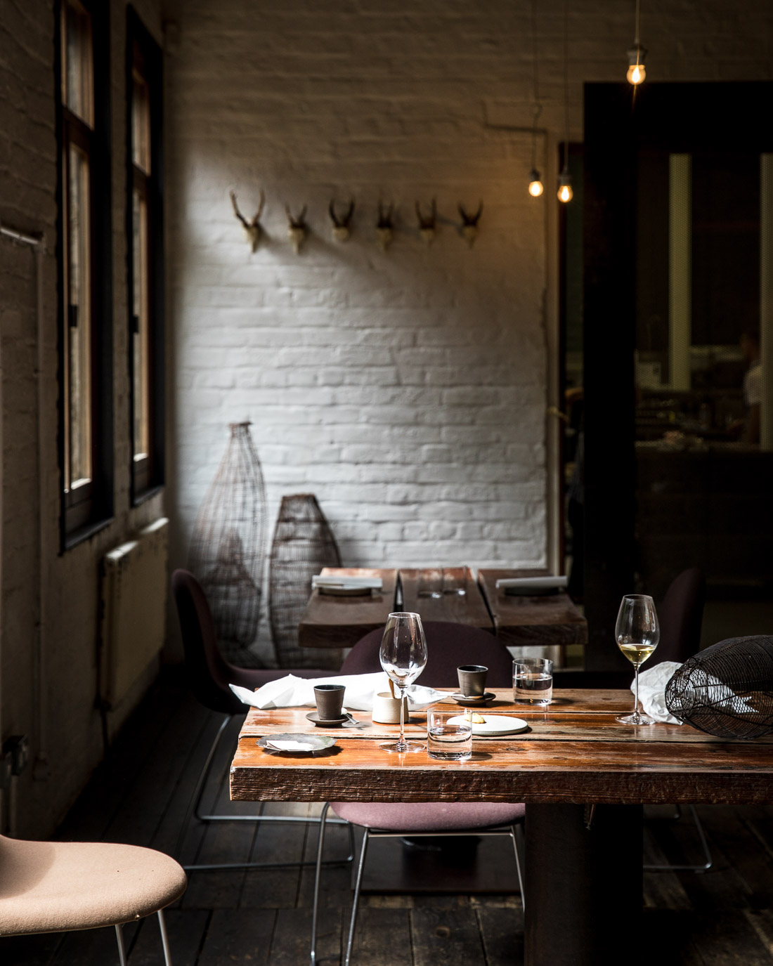 Edinburgh Food Favourites Timberyard