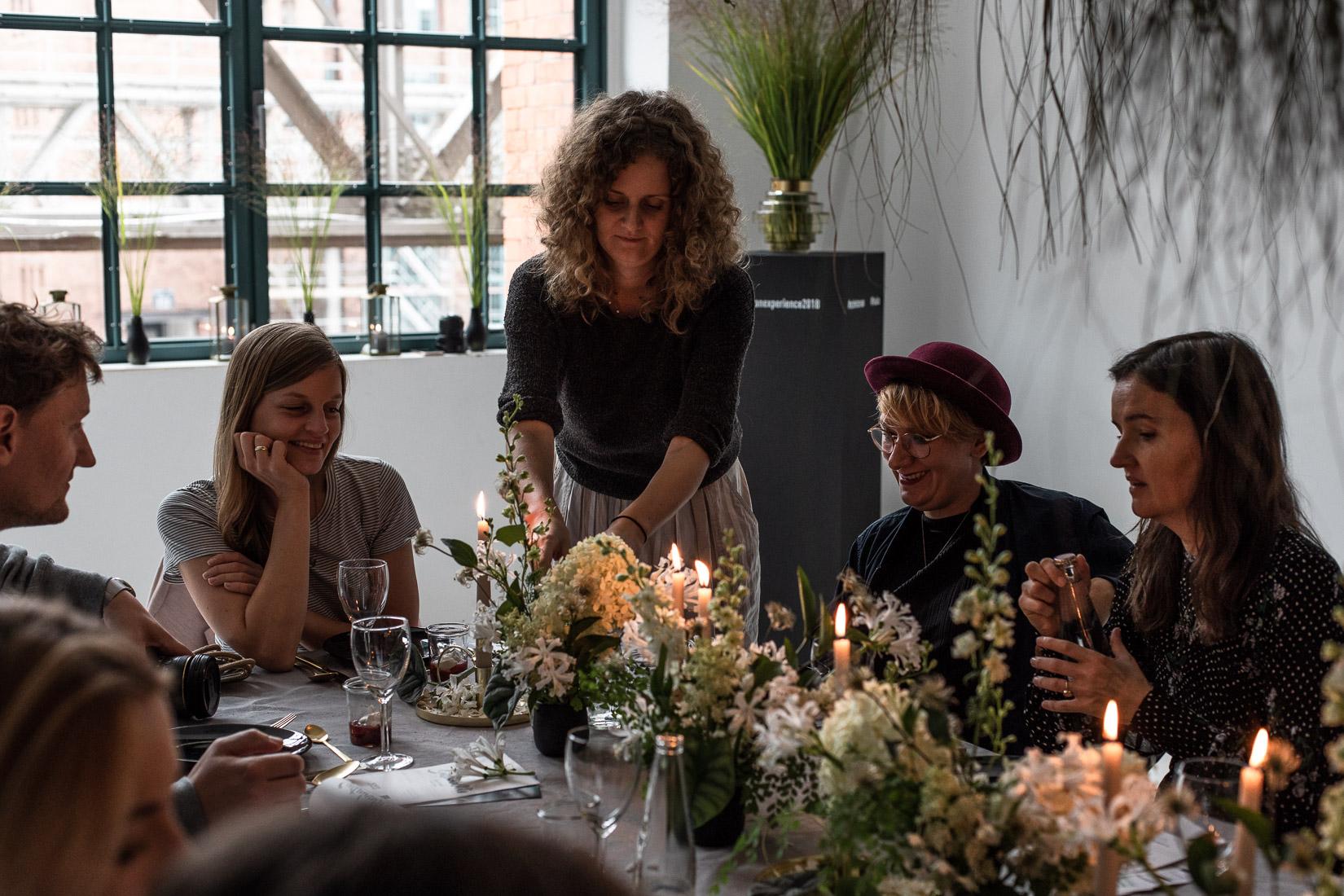 Sister Mag and Schott Ceran FUSICS event