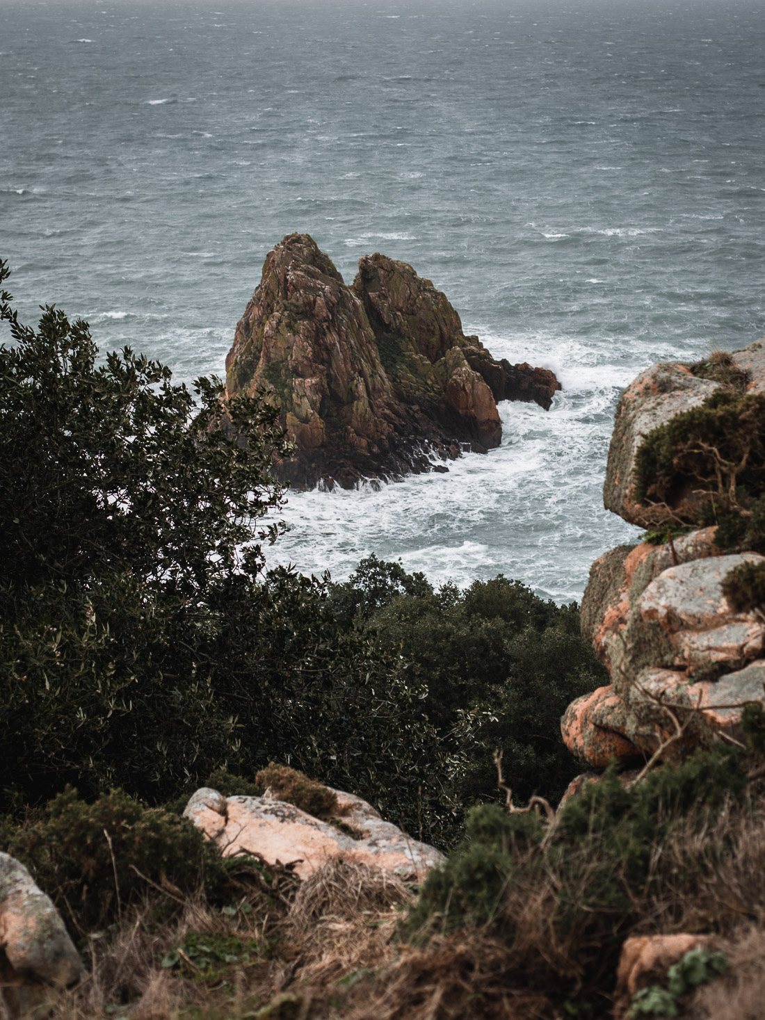 48 Hours in Jersey, Plemont Bay
