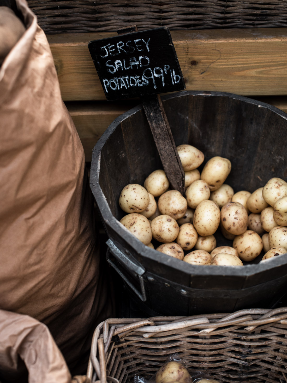 48 Hours in Jersey, Jersey potatoes
